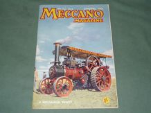 MECCANO MAGAZINE 1956 September Vol XLI No.9